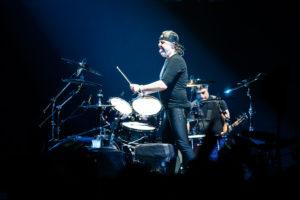 """Lars Ulrich Metallican St. Anger -levyn paljon parjatuista rumpusoundeista: """"Seison sataprosenttisesti sen takana"""""""
