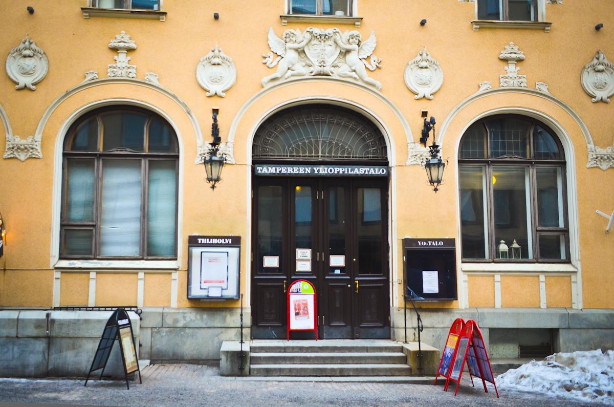Tampereen Yo-Talo