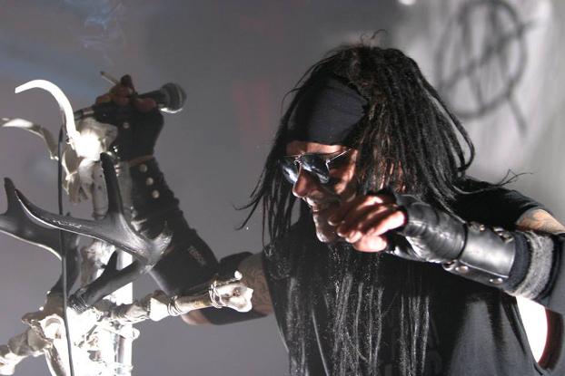 Ministry-ikoni Al Jourgensen kirjautui katkolle - Inferno.fi