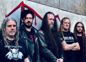 Brittiläinen death metal -konkari Benediction esittelee ensimmäisen kappaleen kauan odotetulta uutuusalbumilta