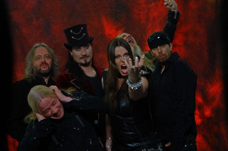Nightwish Rumpali